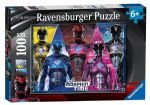 Ravensburger - MORPHIN TIME Jigsaw - POWER RANGERS - 100XL Pieces - NEW